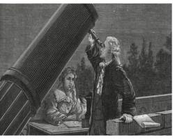 Mujeres de Ciencia brillantes como las estrellas… Astrónomas!